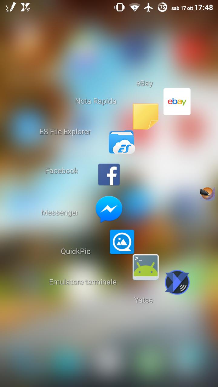 SPenCommand - Android App for SPen stylus